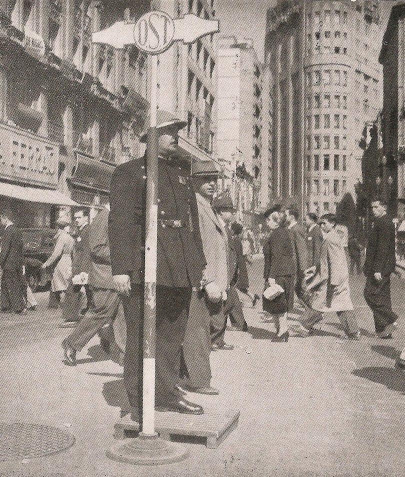 Guarda Civil de Trânsito (1946).