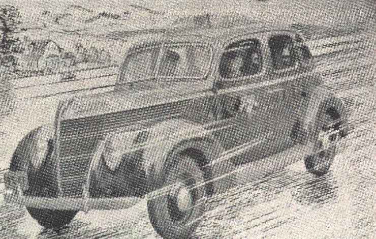 A Rádio-Patrulha foi criada em 1935, na Capital de São Paulo. Na época, quem a comandava era um Delegado de Polícia. A foto alude ao primeiro modelo em operação. Acervo do delegado de polícia Marcelo Lessa.