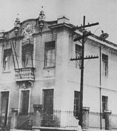 Antiga Delegacia de Guarulhos.