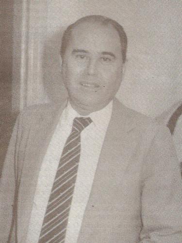 """Delegado de Polícia Carlos Alberto Costa """"Carioca"""", trabalhou na antiga Divisão de Entorpecentes do DEIC, na década de 70."""