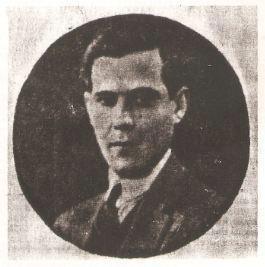 Dr. Antonio Pereira Lima, Delegado de Polícia, diretor fundador da extinta Guarda Civil de Estado de São Paulo.