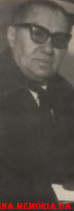 Investigador Chefe da Delegacia Seccional de Guarulhos Jonas Vieira de Mello, em 1971.