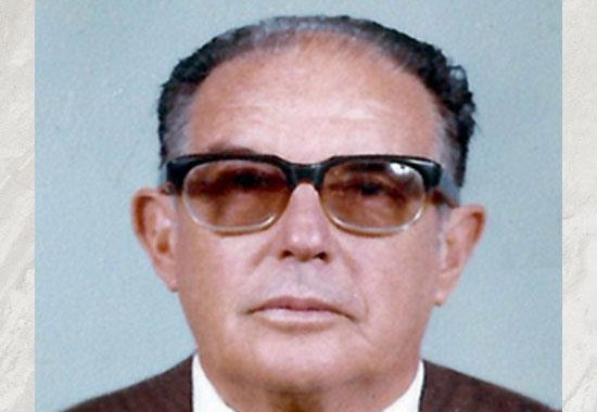 Dr. Lúcio Vieira, Delegado Geral de Polícia de Janeiro a Fevereiro de 1963.