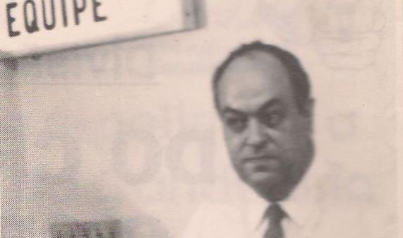 Delegado Nelson Silveira Guimarães, da antiga Divisão de Homicídios do DEIC, na década de 80.
