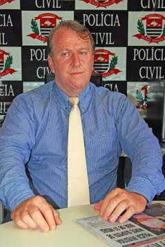 Delegado de Policia Daniel Paulo Radaeli, vereador eleito da cidade de Franca.