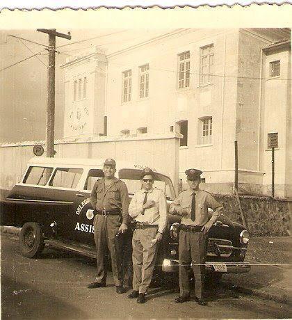 Viatura do Delegado de Polícia assistência.