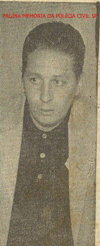 Investigador de Polícia da Delegacia de Roubos, Antônio Nardi, nas décadas de 60 e 70.