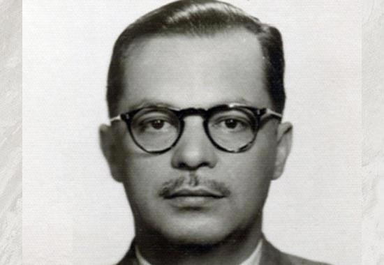 Dr. Gilberto Silva de Andrade. Período: Fevereiro a Maio de 1963