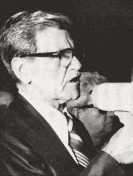 """Coronel Erasmo Dias: Ganhou notoriedade nacionalmente quando, ocupando o cargo de Secretário de Segurança Pública do Estado de São Paulo, comandou a tomada da Pontifícia Universidade Católica de São Paulo (PUC-SP), em 22 de setembro de 1977, no que foi chamado de """"A invasão da PUC"""", onde uma reunião de estudantes pretendia refundar a União Nacional dos Estudantes (UNE)."""