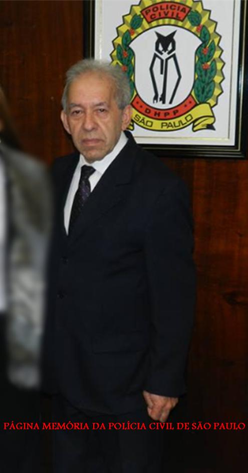 Delegado de Polícia Itagiba Antonio Vieira Franco Itagiba Franco, expert na investigação em crimes de homicídio.