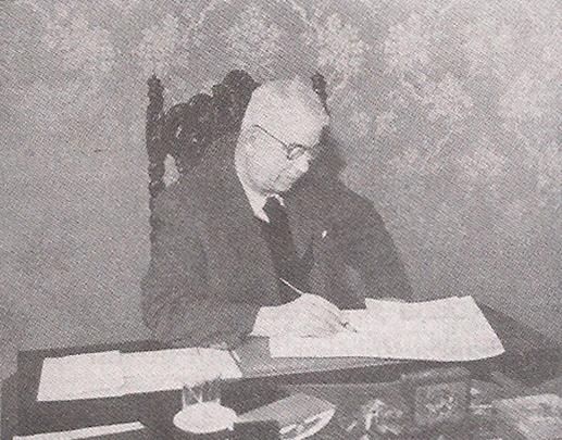 Delegado Franklin de Toledo Piza, foi o Primeiro Delegado Geral de Polícia do Estado de São Paulo, em 1.947.