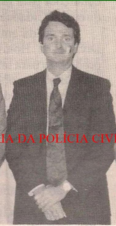 Delegados da Equipe H do DHPP, na época campeã em esclarecimentos em 1.991, Luiz Gabriel Sampaio Garcia, José de Godoy Pereira Neto e Nelson de Queiroz Motta.