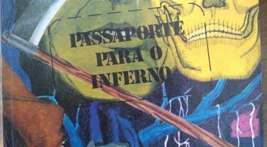 Livro: Tóxico, Passaporte para o Inferno. Autor: Nestor Sampaio Penteado. data: 1.982 Editora Parma.