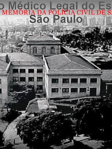 Prédio do IML- Instituto Médico Legal, em 1.965.