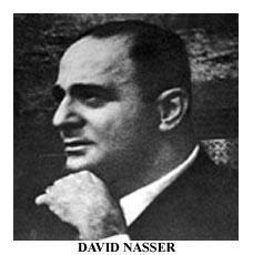 """David Nasser, trabalhou em vários jornais e na Revista """"O Cruzeiro"""" escreveu matérias que causaram muita polémica."""
