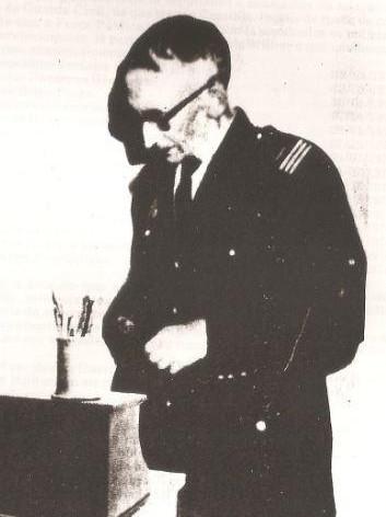 Padre Ariovaldo Luiz de Oliveira, Capelão da extinta Guarda Civil de São Paulo.