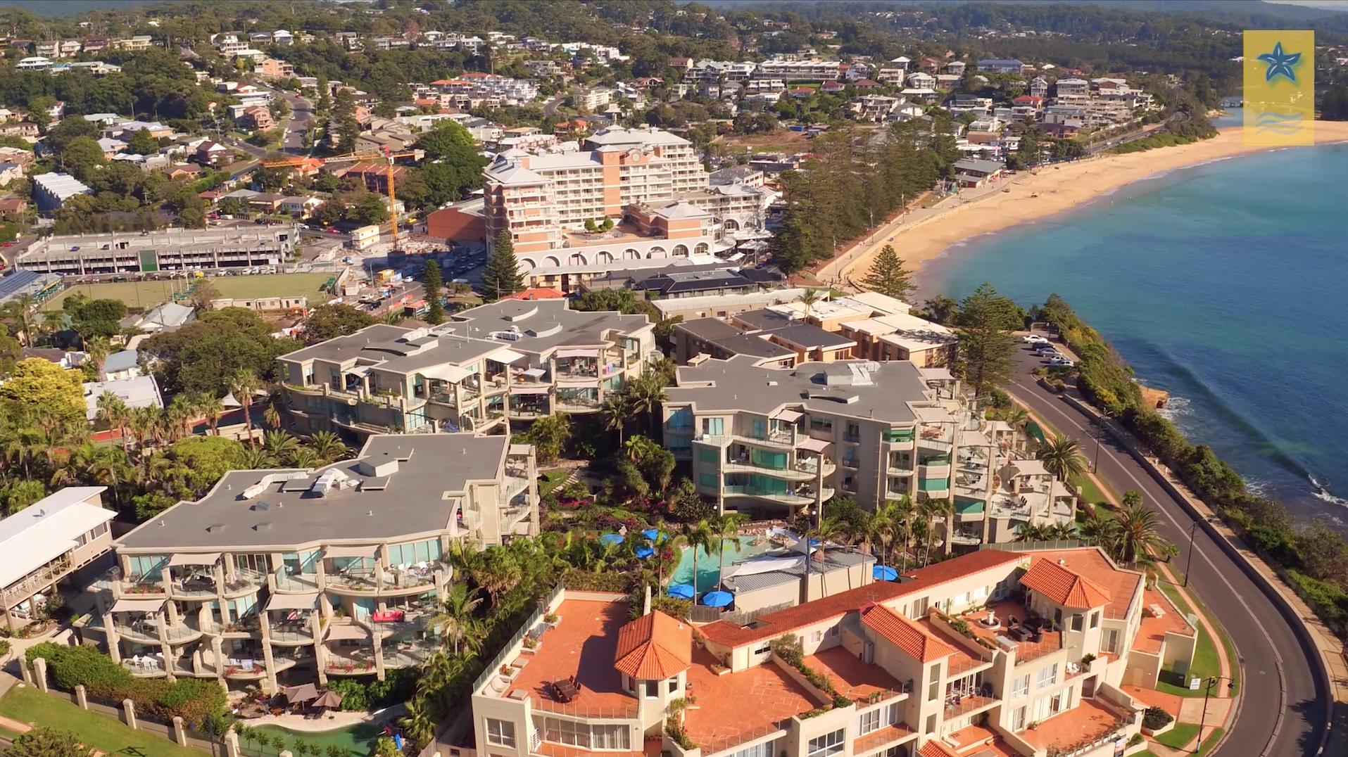 Drone Videos Central Coast