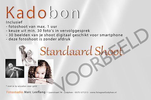 Standaard Shoot