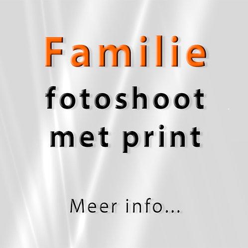Family Shoot & Print 40x60cm