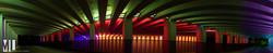Panorama lichtjestunnel Zutphen