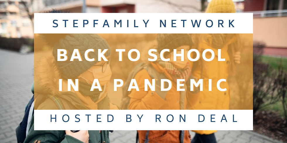 Back to School in a Pandemic: Your Kids, Your Ex, and Making Tough Decisions