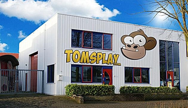 Hoofdkantoor Tomsplay Nunspeet