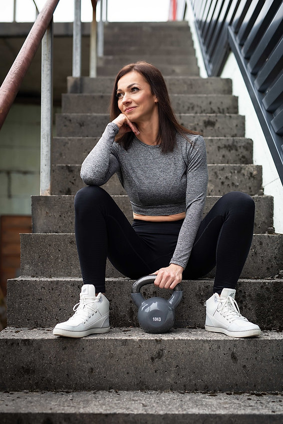 Fit Woman Galway