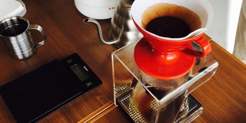 コーヒー教室「様々な産地のコーヒーを飲んでみましょう」