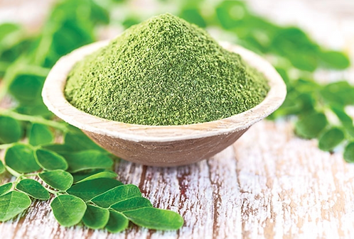 Organic Moringa Leaf Powder 250gm.