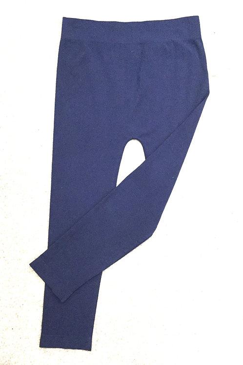 3/4 length c'est moi navy leggings