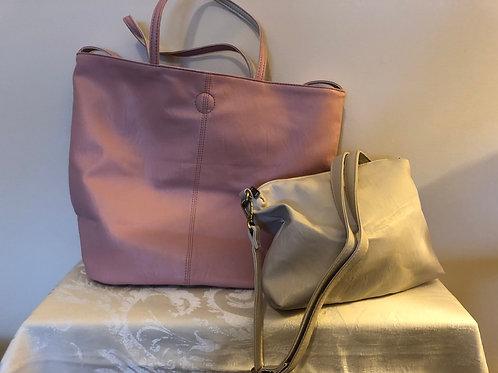 Tote and shoulder bag