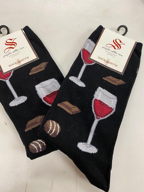 Wine socks:)