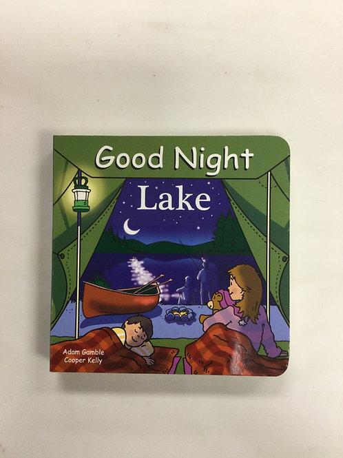 """Good Night Lake"" Book"