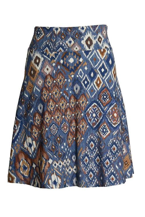 "Salaam ""Flippy"" skirt blue"