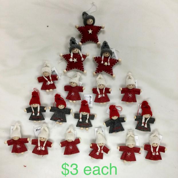 Cute ornaments!