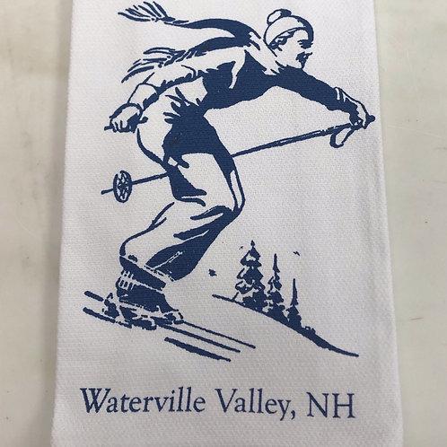 Waterville Valley dishcloth/towel
