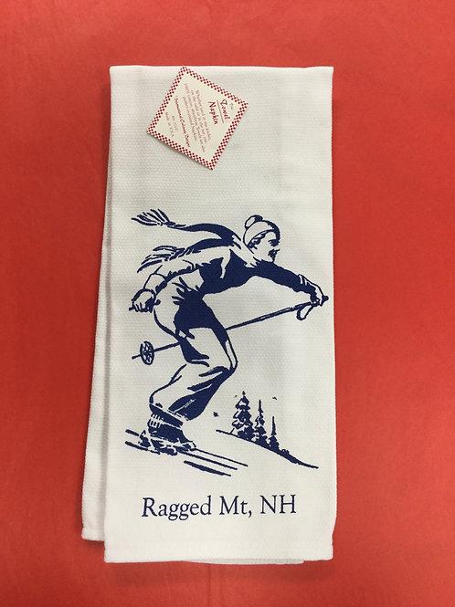 Ragged Mt. N.H. towel/dish cloth