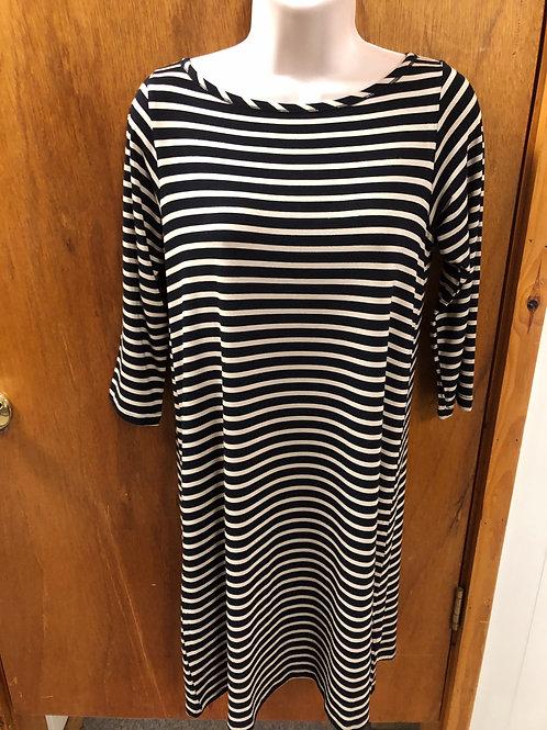 Yala striped bamboo dress