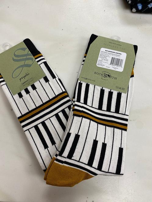 Men's Piano socks