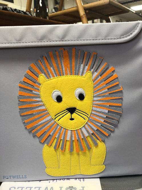 Lion collapsable storage box