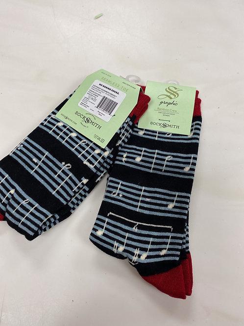 Women's musical socks