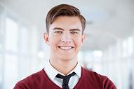 Headshot Young Man