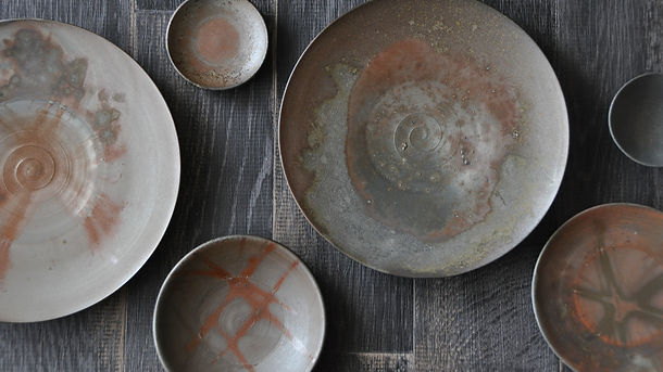 BIZEN plates with cosmic pattern
