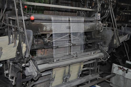 Igusa weaving machine