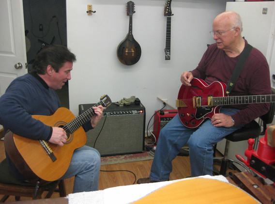 Darrell with Sonny Thomas.JPG