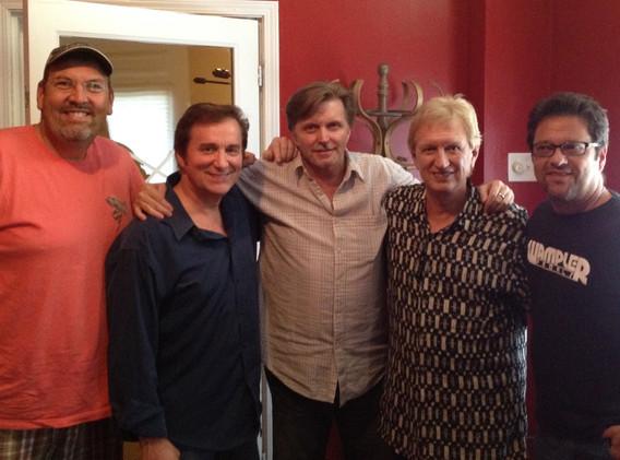 Gene McDonald, Darrell, Ric McClure, Ter