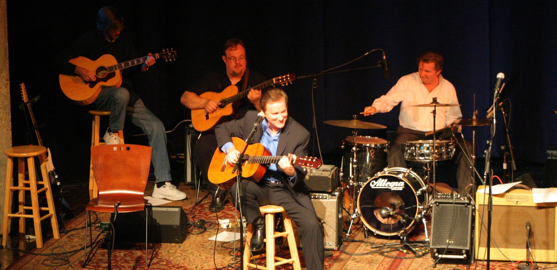 Darrell Toney & Ric McClure, Craig Dobbi