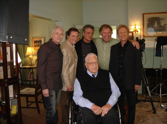 The Imperials with Bill Gaither & George