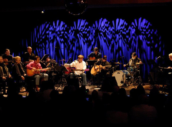 Dennis Jale, The TCB Band & The Imperial