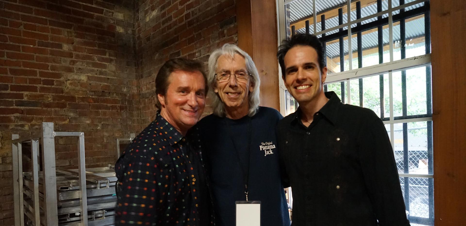 Darrell Toney, Wayne Moss & Rodney Ingle